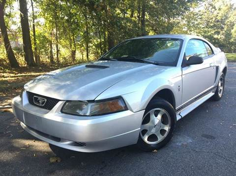 2000 Ford Mustang for sale at Liberty Motors in Chesapeake VA