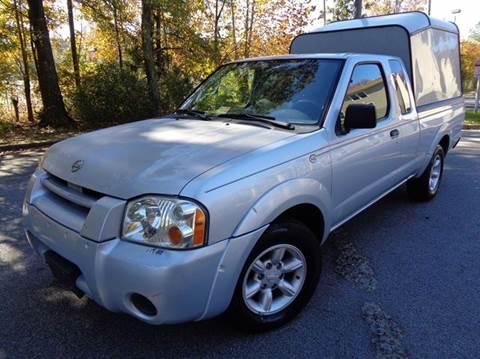 2003 Nissan Frontier for sale at Liberty Motors in Chesapeake VA