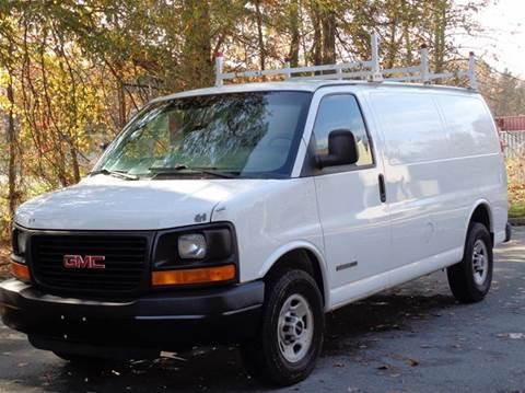 2004 GMC Savana Cargo for sale at Liberty Motors in Chesapeake VA