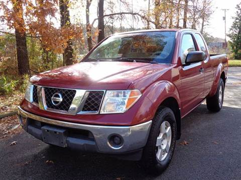 2007 Nissan Frontier for sale at Liberty Motors in Chesapeake VA