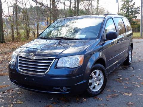2008 Chrysler Town and Country for sale at Liberty Motors in Chesapeake VA