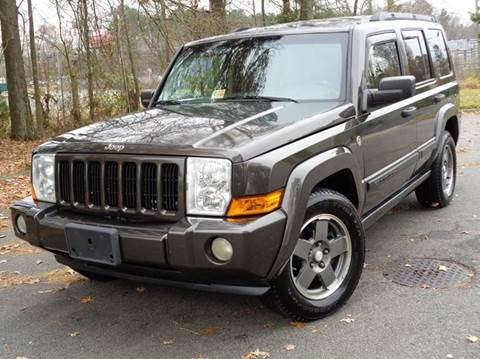 2006 Jeep Commander for sale at Liberty Motors in Chesapeake VA