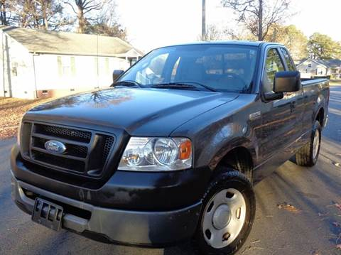 2007 Ford F-150 for sale at Liberty Motors in Chesapeake VA