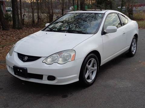 2004 Acura RSX for sale at Liberty Motors in Chesapeake VA