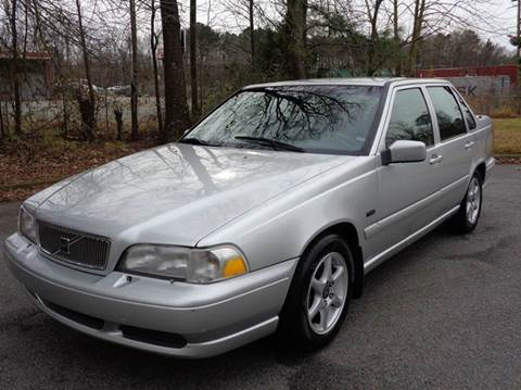 1998 Volvo S70 for sale at Liberty Motors in Chesapeake VA