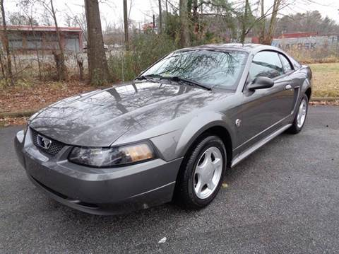 2004 Ford Mustang for sale at Liberty Motors in Chesapeake VA