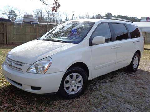 2010 Kia Sedona for sale at Liberty Motors in Chesapeake VA