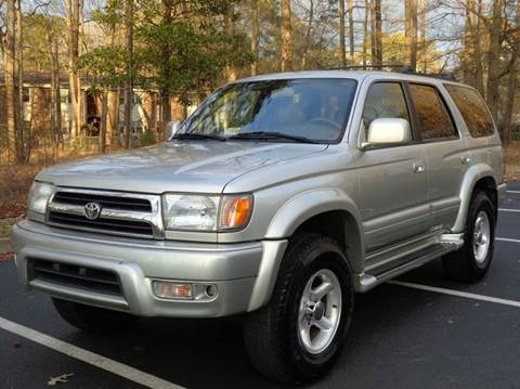 1999 Toyota 4Runner for sale at Liberty Motors in Chesapeake VA