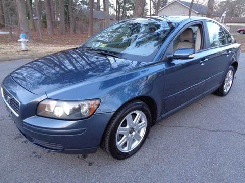 2006 Volvo S40 for sale at Liberty Motors in Chesapeake VA