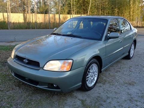 2004 Subaru Legacy for sale at Liberty Motors in Chesapeake VA