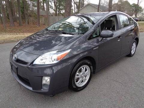 2011 Toyota Prius for sale at Liberty Motors in Chesapeake VA