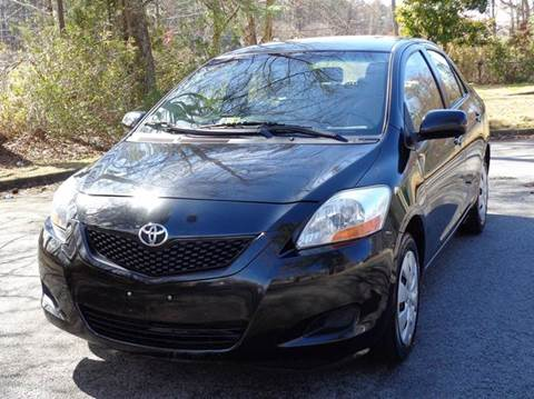 2010 Toyota Yaris for sale at Liberty Motors in Chesapeake VA