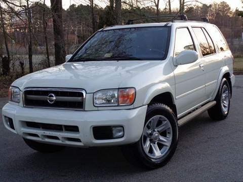 2004 Nissan Pathfinder for sale at Liberty Motors in Chesapeake VA