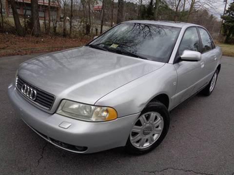 1999 Audi A4 for sale at Liberty Motors in Chesapeake VA