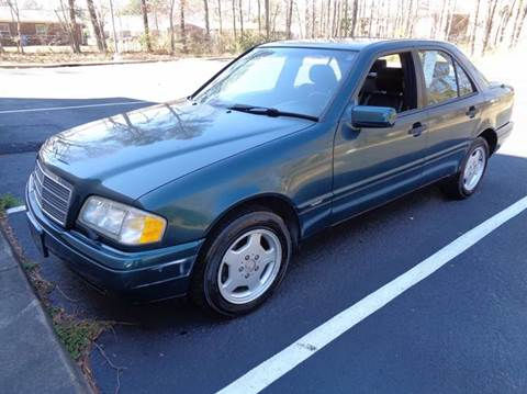 1997 Mercedes-Benz C-Class for sale at Liberty Motors in Chesapeake VA