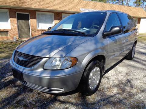 2003 Chrysler Town and Country for sale at Liberty Motors in Chesapeake VA