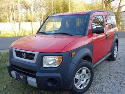 2006 Honda Element for sale at Liberty Motors in Chesapeake VA