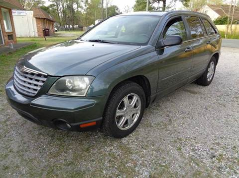 2004 Chrysler Pacifica for sale at Liberty Motors in Chesapeake VA