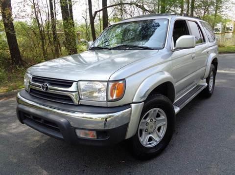 2002 Toyota 4Runner for sale at Liberty Motors in Chesapeake VA