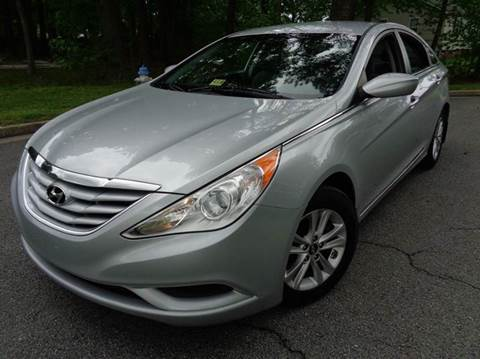 2012 Hyundai Sonata for sale at Liberty Motors in Chesapeake VA