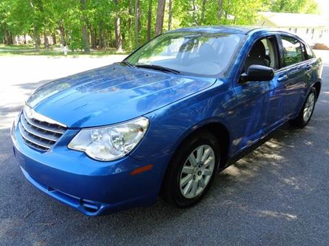 2007 Chrysler Sebring for sale at Liberty Motors in Chesapeake VA