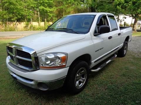 2006 Dodge Ram Pickup 1500 for sale at Liberty Motors in Chesapeake VA