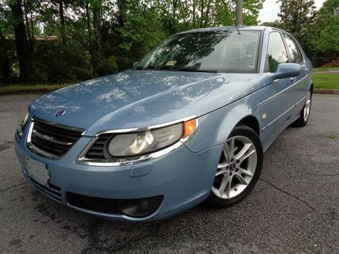 2008 Saab 9-5 for sale at Liberty Motors in Chesapeake VA