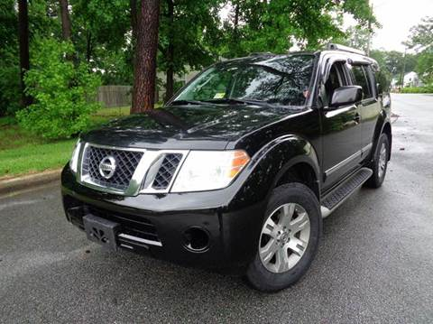 2011 Nissan Pathfinder for sale at Liberty Motors in Chesapeake VA