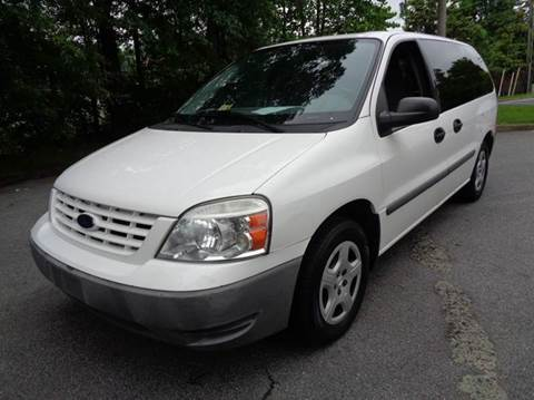 2007 Ford Freestar for sale at Liberty Motors in Chesapeake VA