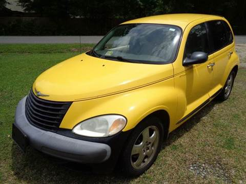 2002 Chrysler PT Cruiser for sale at Liberty Motors in Chesapeake VA
