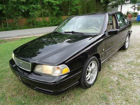 2000 Volvo S70 for sale at Liberty Motors in Chesapeake VA