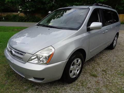 2008 Kia Sedona for sale at Liberty Motors in Chesapeake VA