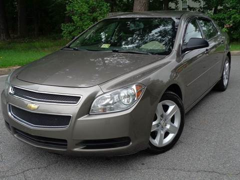 2011 Chevrolet Malibu for sale at Liberty Motors in Chesapeake VA