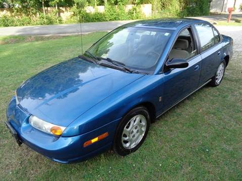 2002 Saturn S-Series for sale at Liberty Motors in Chesapeake VA