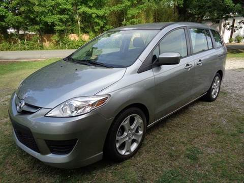 2010 Mazda MAZDA5 for sale at Liberty Motors in Chesapeake VA