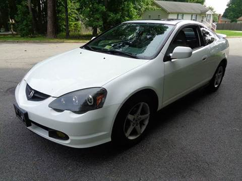 2002 Acura RSX for sale at Liberty Motors in Chesapeake VA