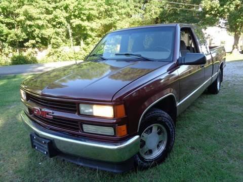 1997 GMC Sierra 1500 for sale at Liberty Motors in Chesapeake VA