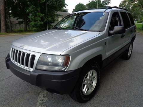 2004 Jeep Grand Cherokee for sale at Liberty Motors in Chesapeake VA