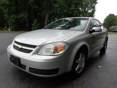 2006 Chevrolet Cobalt for sale at Liberty Motors in Chesapeake VA