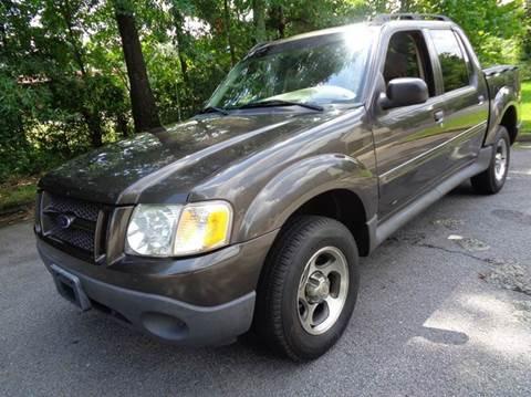 2005 Ford Explorer Sport Trac for sale at Liberty Motors in Chesapeake VA