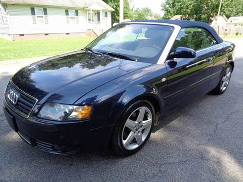 2004 Audi A4 for sale at Liberty Motors in Chesapeake VA