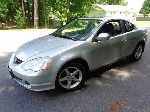 2003 Acura RSX for sale at Liberty Motors in Chesapeake VA