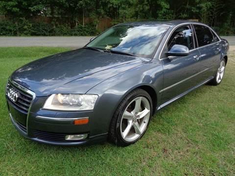 2009 Audi A8 L for sale at Liberty Motors in Chesapeake VA
