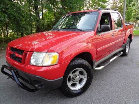 2005 Ford Explorer Sport Trac for sale at Liberty Motors in Chesapeake VA