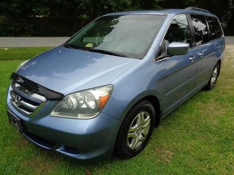 2005 Honda Odyssey for sale at Liberty Motors in Chesapeake VA