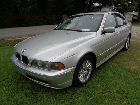 2002 BMW 5 Series for sale at Liberty Motors in Chesapeake VA
