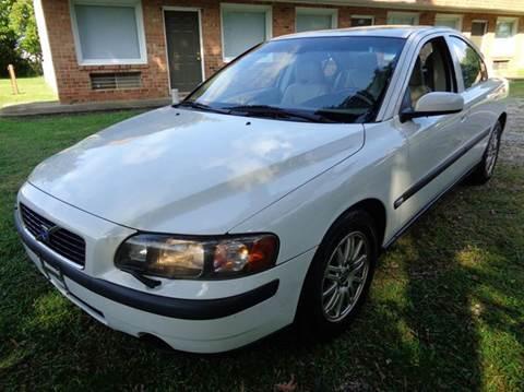 2004 Volvo S60 for sale at Liberty Motors in Chesapeake VA