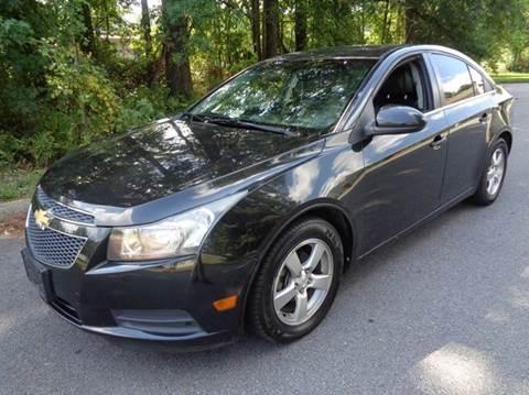 2011 Chevrolet Cruze for sale at Liberty Motors in Chesapeake VA