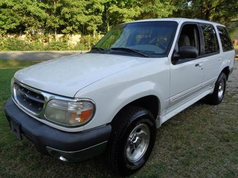 2000 Ford Explorer for sale at Liberty Motors in Chesapeake VA