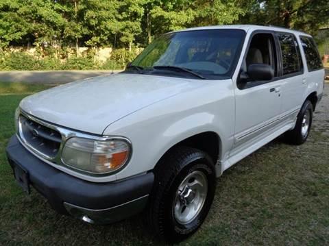 2000 Ford Explorer for sale at Liberty Motors in Chesapeake VA